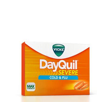 Dayquil Severe Cold Amp Flu Relief 12 Caps
