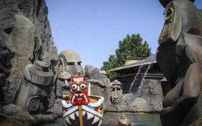 Splash battle - Raratonga