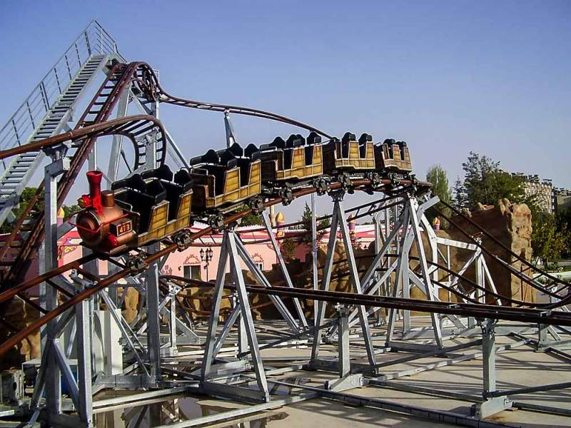 Roller coaster - Junior coaster