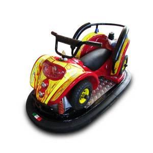 Bumper car - Mini quad