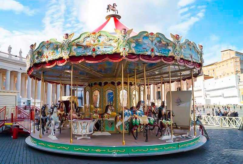 Carousel - Merry go round - 10m