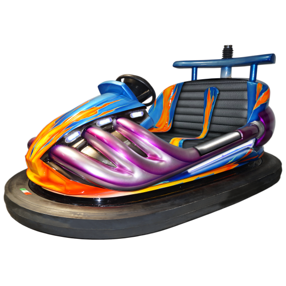 Bumper car - Hot Rod