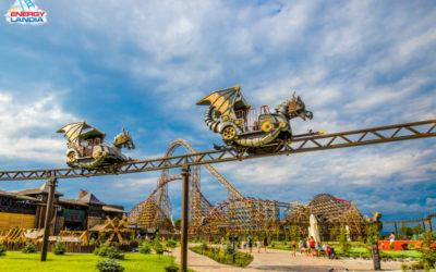 Monorail Dragon Energylandia - 1