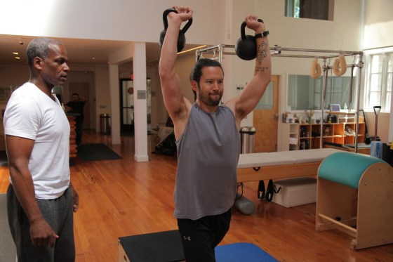 kettlebell workout oakland fitness