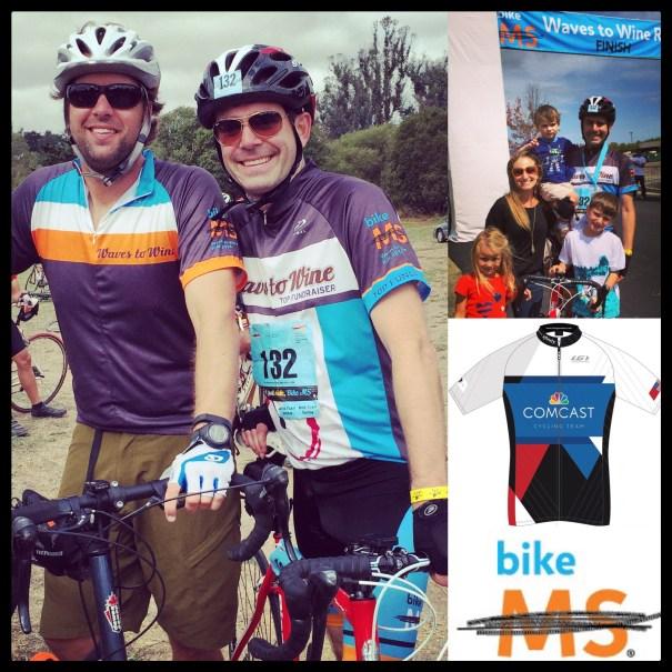 Support BikeMS 2015