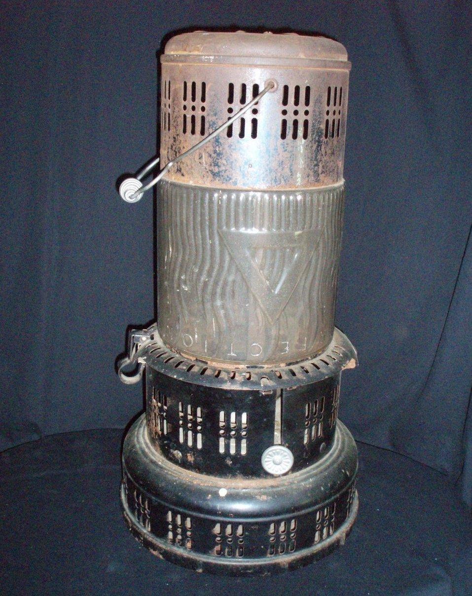 Small Vented Kerosene Heaters