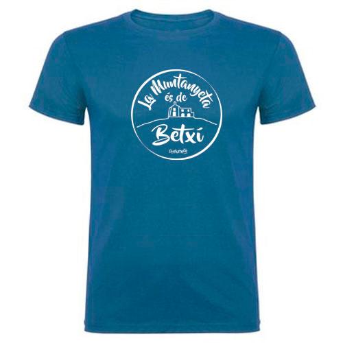 Camiseta La Muntanyeta es de Betxí