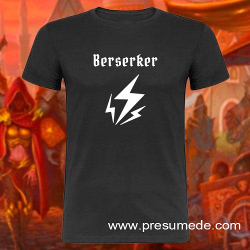 Camiseta Gloomhaven Berserker