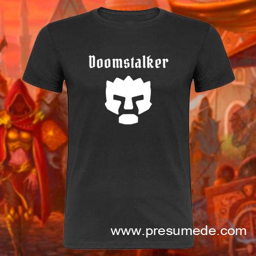 Camiseta Gloomhaven Doomstalker