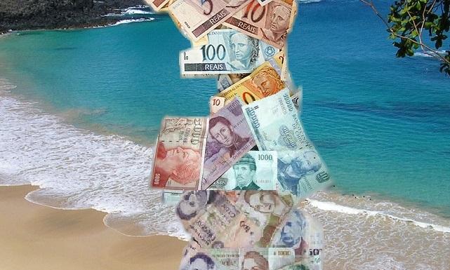 cambio pesos argentinos por reales, chilenos y uruguayos
