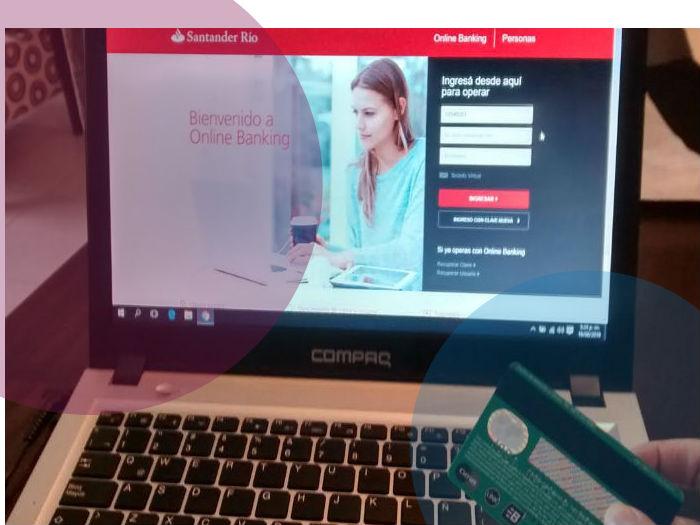 Recomendaciones de seguridad para operar con tarjetas y bancos