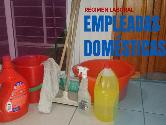 Todos los detalles del r gimen para empleadas dom sticas for Contrato para empleada domestica