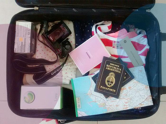 ¿Vas a viajar?: cuánta mercadería podés traer sin pagar impuestos