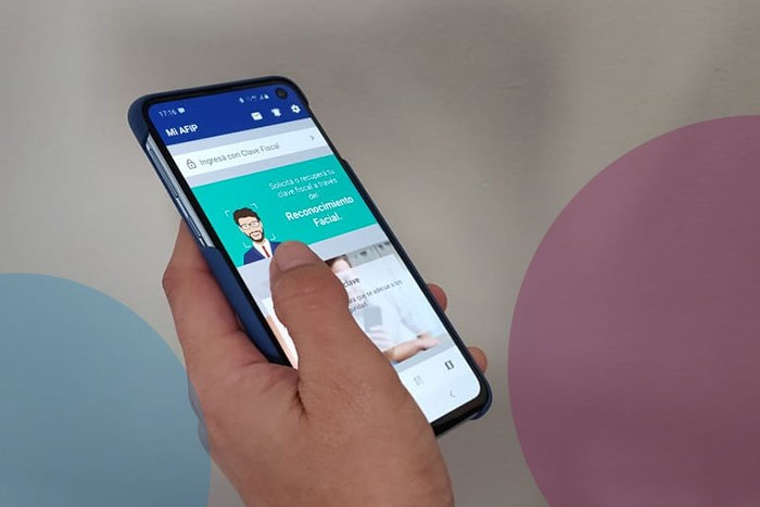 Paso a paso para obtener la clave fiscal (nivel 3) con el celular
