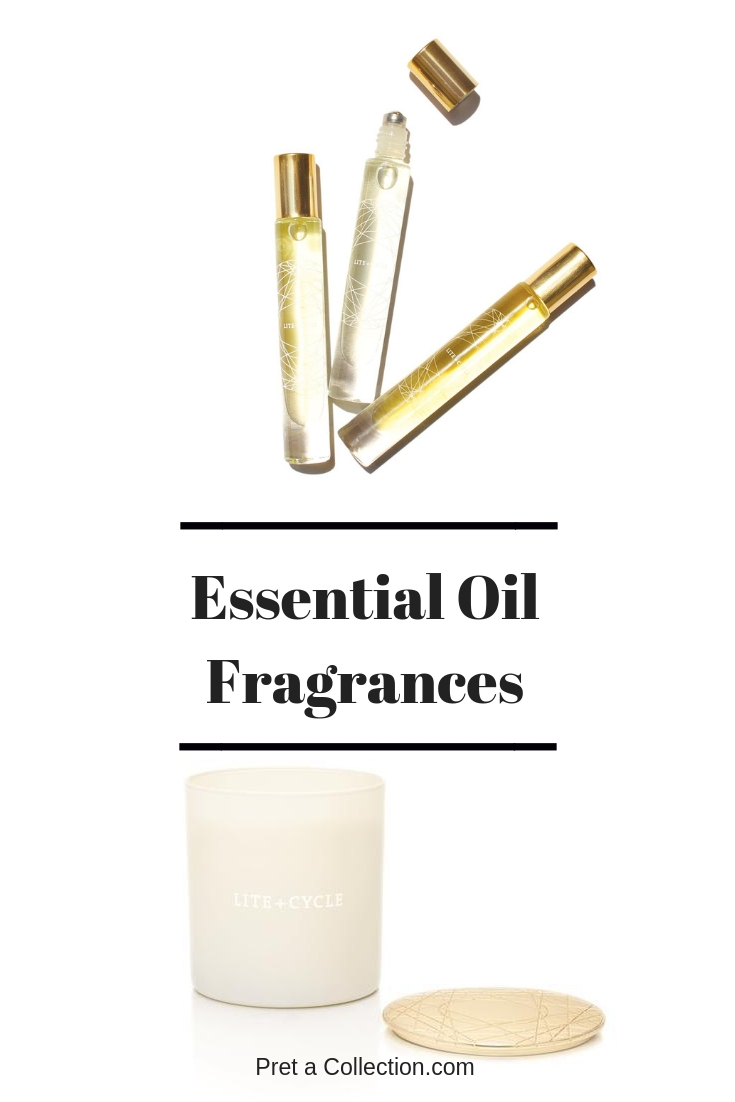 Eco Friendly Essential Oil Fragrances