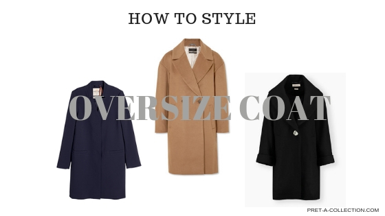 How to style oversize coat