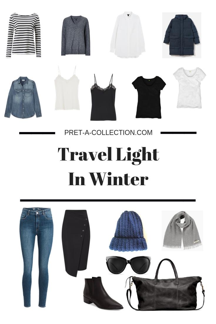 Travel Light in Winter