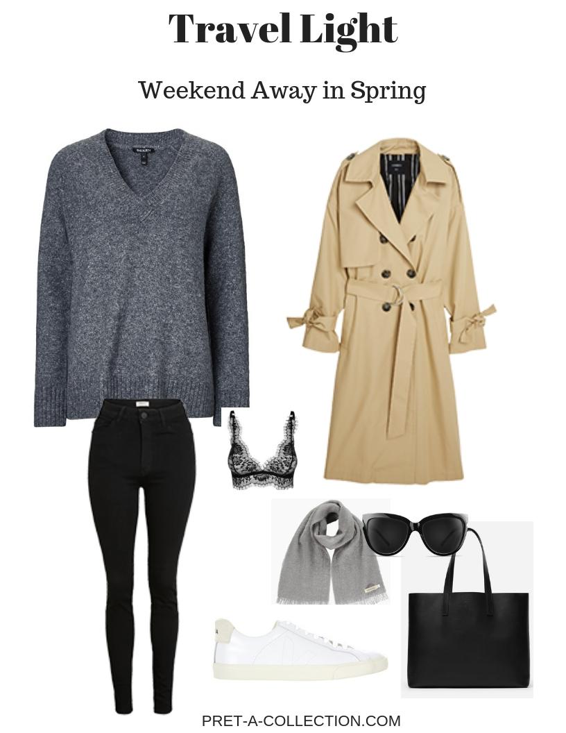 Weekend away in spring