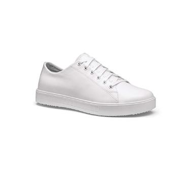 Leather White shoes