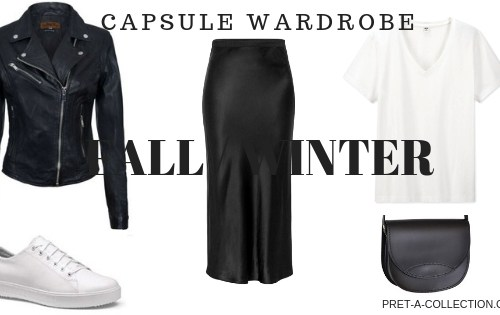 Capsule Wardrobe Fall Winter