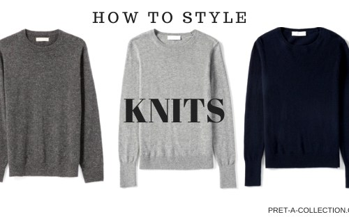 How To Style Knit