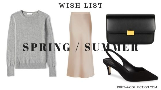 Spring/Summer wish list