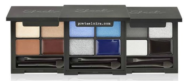 Sleek: I-Quad Eyeshadow & Eyeliner Palette