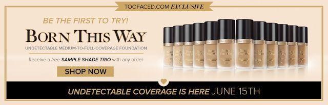 Too Faced: Born This Way