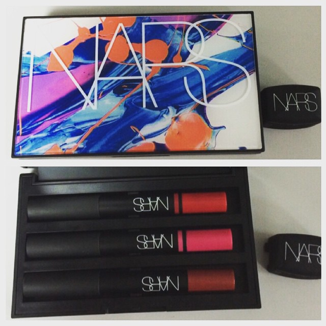 New collection Nars june, summer 2015
