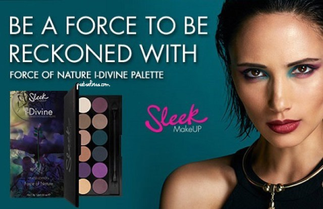SLEEK: Force Of Nature Palette