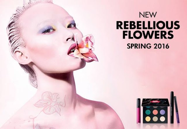 Make Up for Ever: Rebellious Flowers Palette
