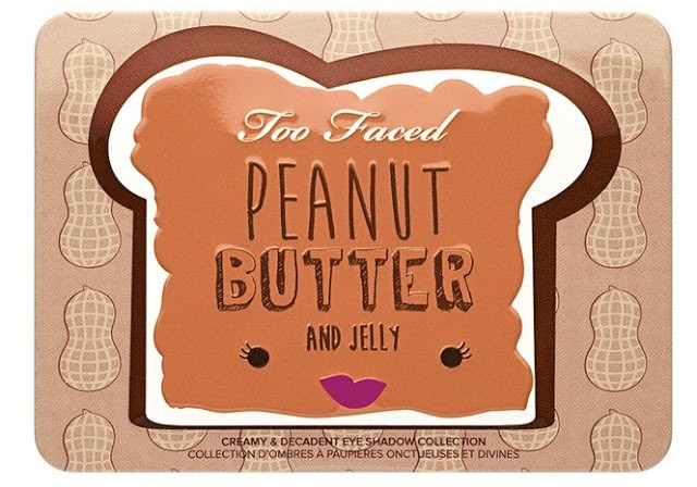Too Faced: Peanut Butter and Jelly Palette