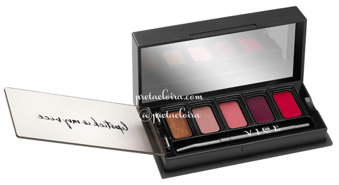 patrick nagel urban decay collection pretaeloira