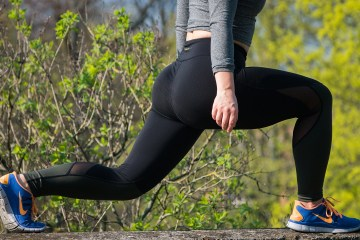 Best exercises to work all your body part lunges