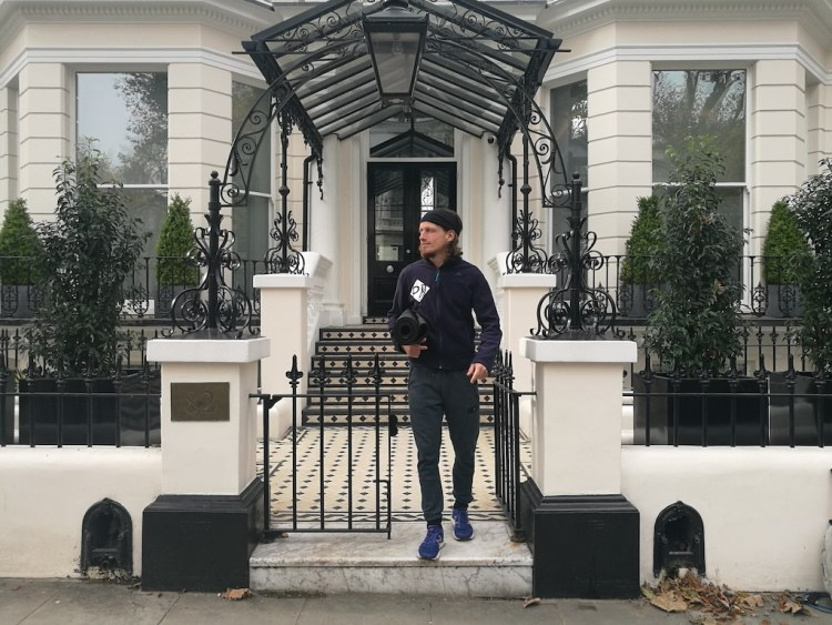 Personal Trainer in St James's home