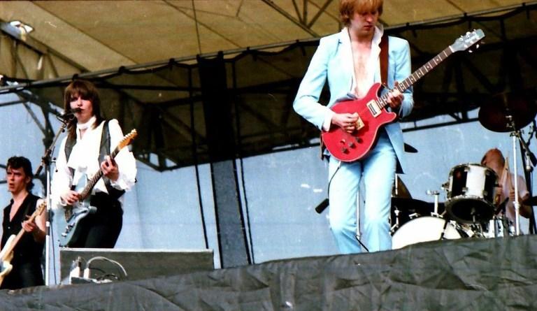 pretenders live shows 1980