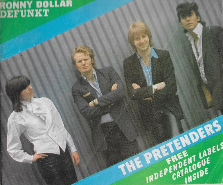 pretenders and chrissie hynde atricles