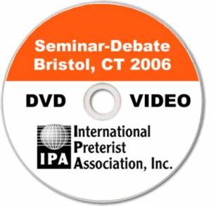 Seminar – Debate – Bristol CT (6 DVDs)