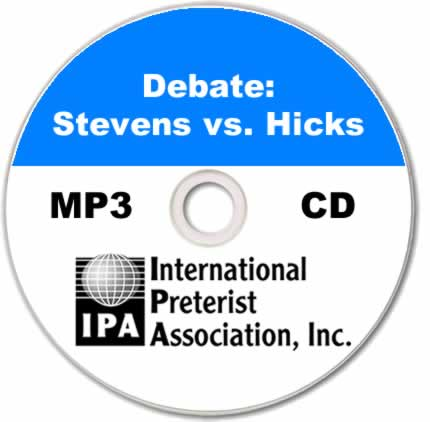 Debate - Stevens-Hicks (3 tracks)