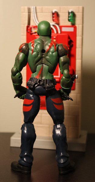 Hasbro Marvel Legends Drax