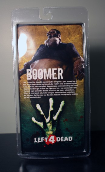 NECA Left 4 Dead Boomer Review
