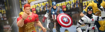 SDCC 2012 - Marvel Legends 2013 Series 1