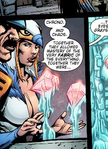 DC Masters of the Universe #2 Digital First - Sorceress