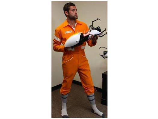 SDCC 2012 - NECA Portal Costume