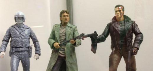 SDCC 2012 - NECA - Terminator Series 3