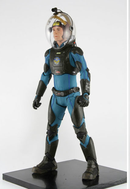 NECA Prometheus Series 1 - David with Dome