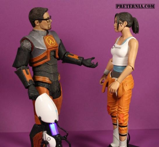NECA Valve Portal 2 Chell
