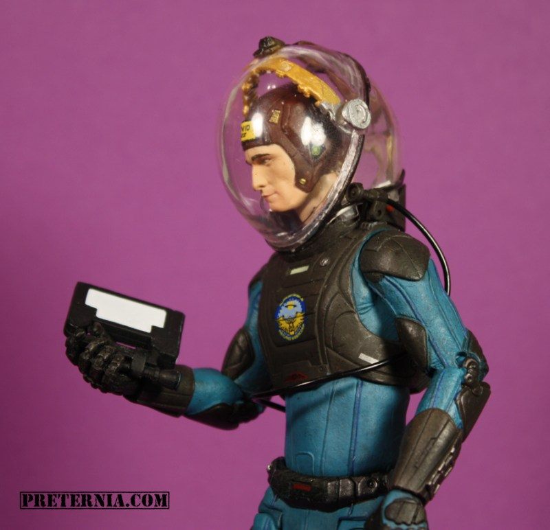 NECA Prometheus Series 2 David 8 Review
