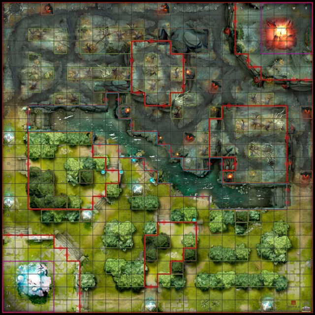 DOTA2_Battlefield-Map
