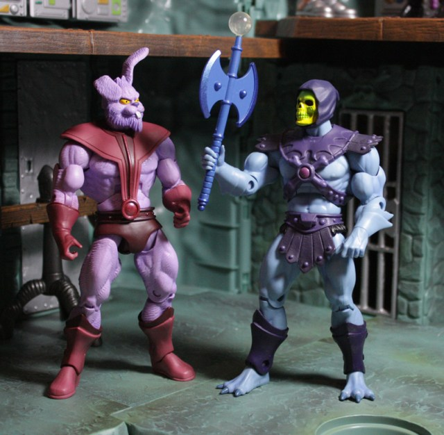Mattel MOTUC Plundor Review Masters of the Universe Classics